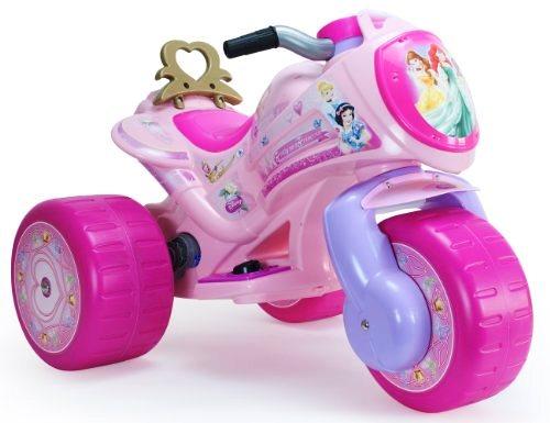 Motoscuter electric Injusa Waves Disney Princess
