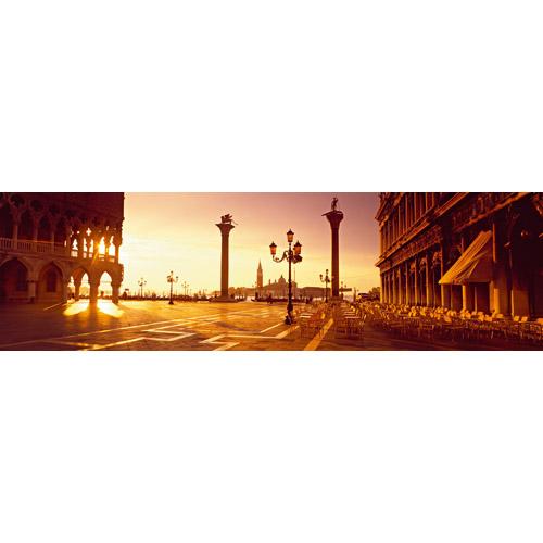 Puzzle Piata San Marco - Venetia, 2000 Piese