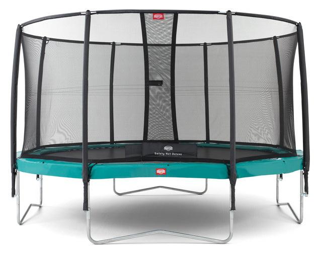 Plasa de siguranta Deluxe pentru trambulina Champion 330