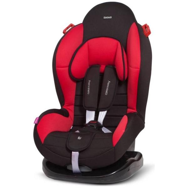 Scaun auto Coto Baby Swing Rosu