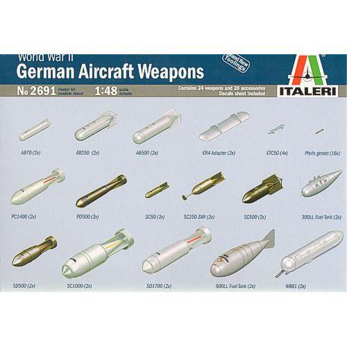 Set Arme pentru Avioane Germane