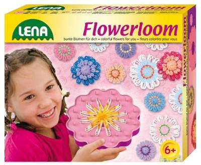 Set creativ floricele din ata