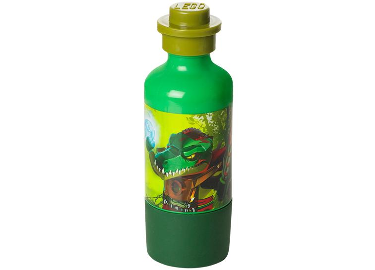 Sticla apa LEGO Chima verde