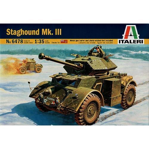 Tanc Staghound MK. III