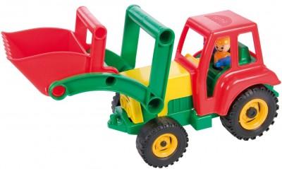 Tractor Truxx cu figurina 35 cm