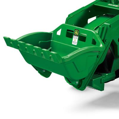 Tractor cu excavator John Deere Ground Loader Peg Perego - 5