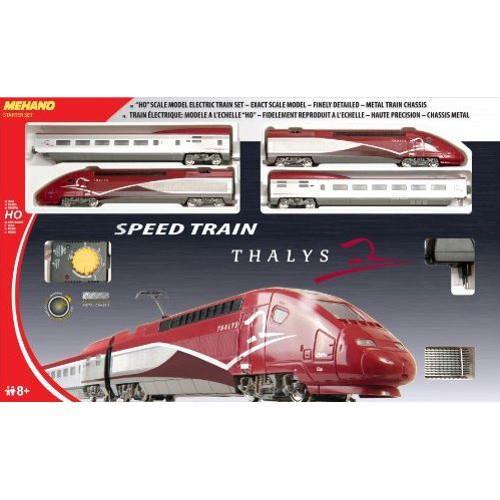 Trenulet Electric de Mare Viteza Thalys