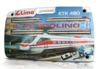 Trenulet Pasageri Il Pendolino