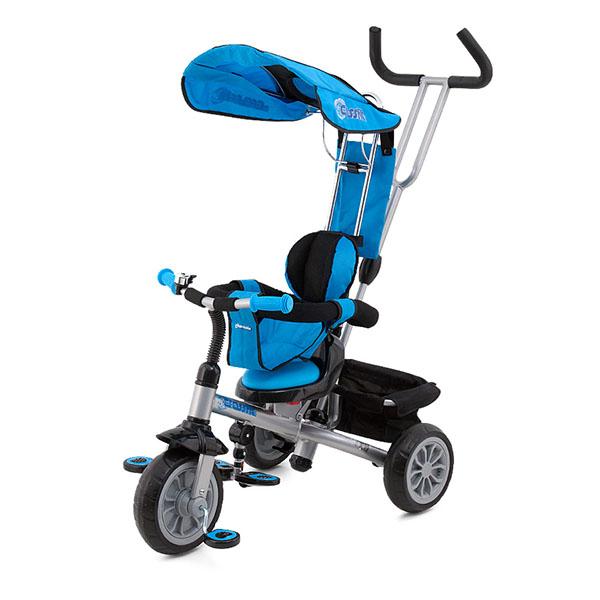 Tricicleta Chipolino Cross Fit blue 2014