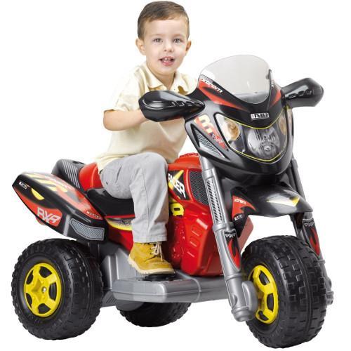 Motocicleta electrica Trimoto Red Racer