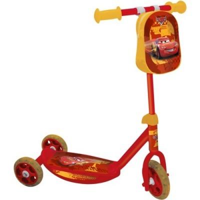 Trotineta copii cu 3 roti Cars