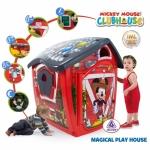 Casuta pentru copii Injusa Magical House Mickie Mouse