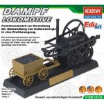 Kit constructie functional Locomotiva aburi