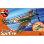Macheta avion de construit Spitfire