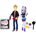 Monster High Heath si Abbey