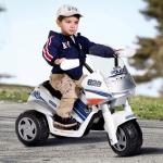 Motocicleta electrica Raider Police - Polizei