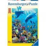 Puzzle Aventura Subacvativa 300 piese