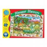 Puzzle cu activitati lumea dinozaurilor