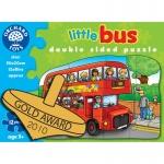 Puzzle fata,verso autobuz