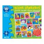 Puzzle gigant de podea alfabet