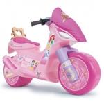 Motocicleta electrica Injusa Disney Princess 6V