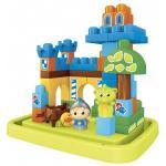 Set constructie Castel  - Mega Bloks