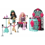 Set de joaca Premier Party Monster High Frights Camera Action