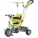 Tricicleta Chipolino Criss Cross green 2014