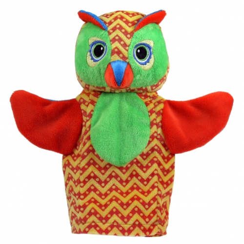 A doua mea papusa de mana - Bufnita - The Puppet Company
