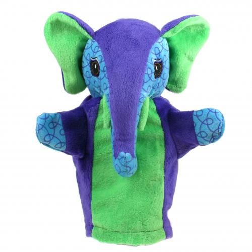 A doua mea papusa de mana - Elefant - The Puppet Company