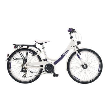 Bicicleta Layana Girl Purple 26