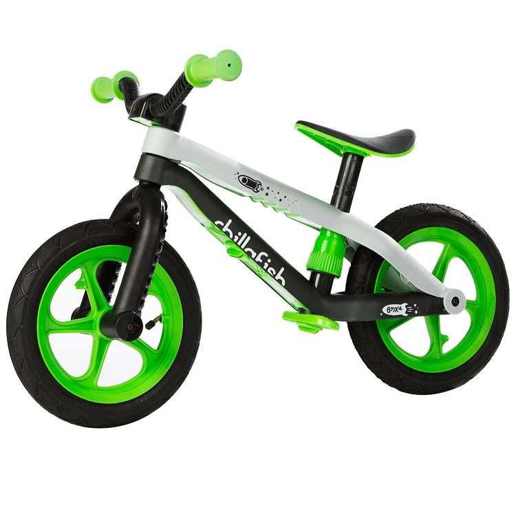 Bicicleta fara pedale BMXIE verde