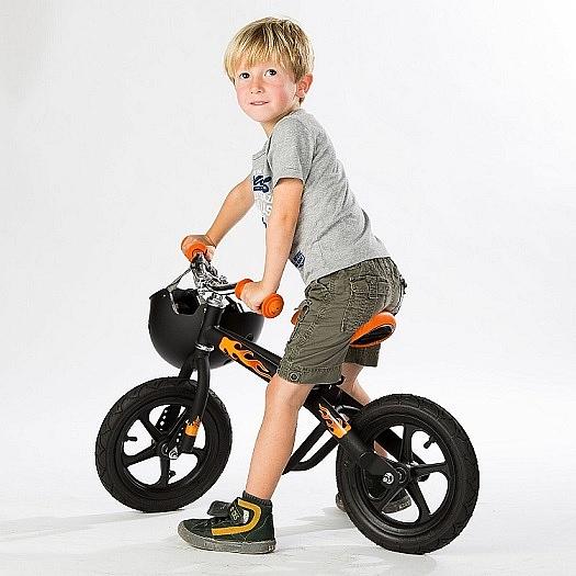 Bicicleta fara pedale JACK JOSIE neagra