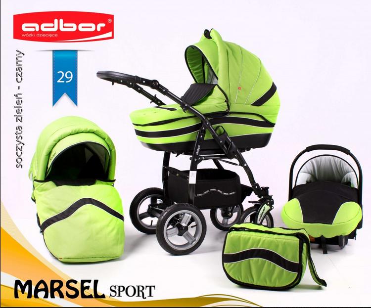Carucior Marsel Sport Adbor