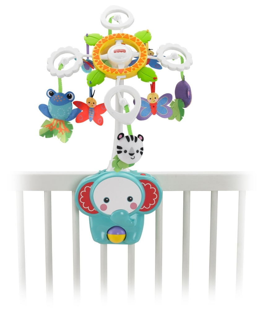 Carusel 2in1 Deluxe Fisher-Price