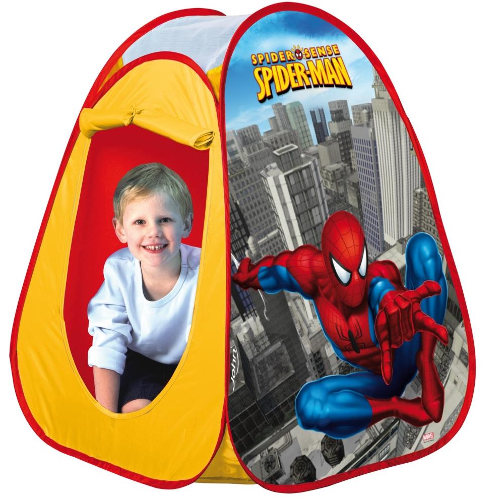 Cort de joaca pentru copii John Spiderman