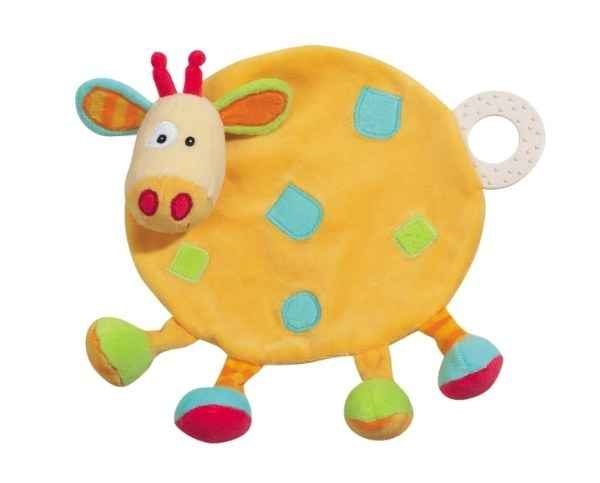 Inel dentitie Girafa Brevi Soft Toys