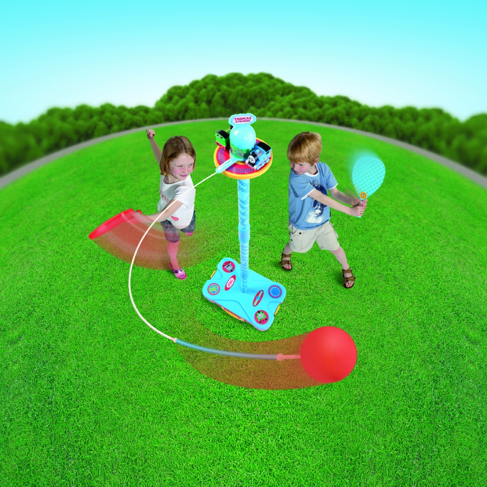 First Swingball Thomas Friends