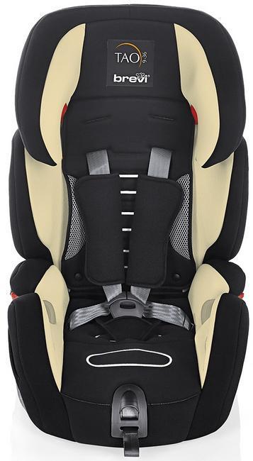 Fotoliu auto 9-36 kg Brevi Tao 067 thumbnail