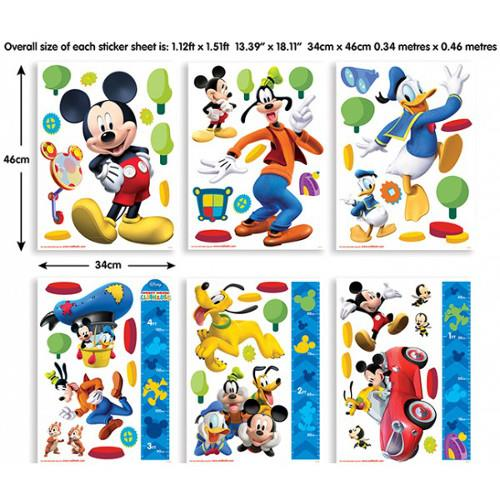 Kit Decor Mickey Mouse Clubhouse