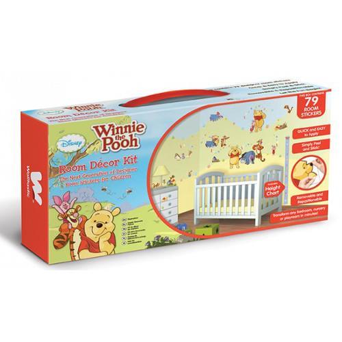 Kit Decor Winnie The Pooh