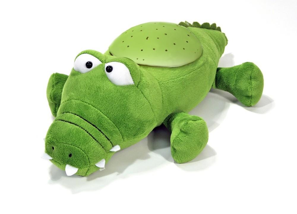 Lampa de veghe Amic pentru Imbratisari Crocodil