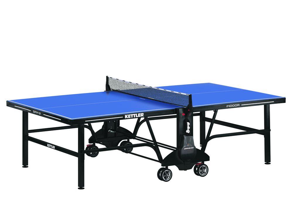 Masa de tenis interior Spin Indoor 9