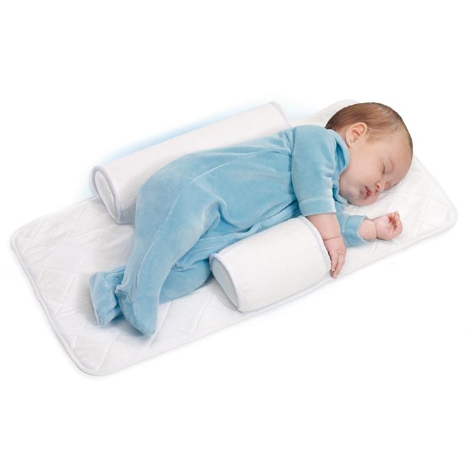 Suport de dormit pentru bebelusi  + protectie cearceafa