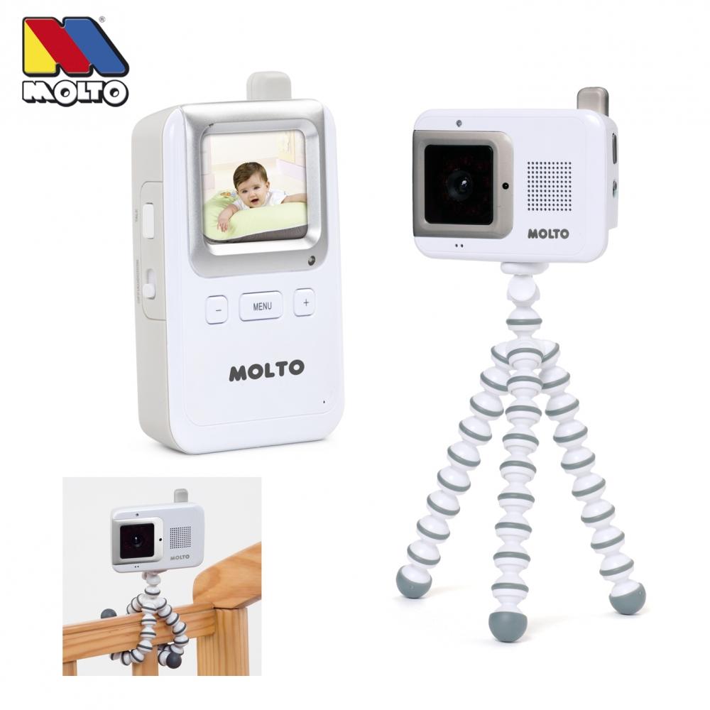 Video Interfon basic cu ecran LCD  2 Molto