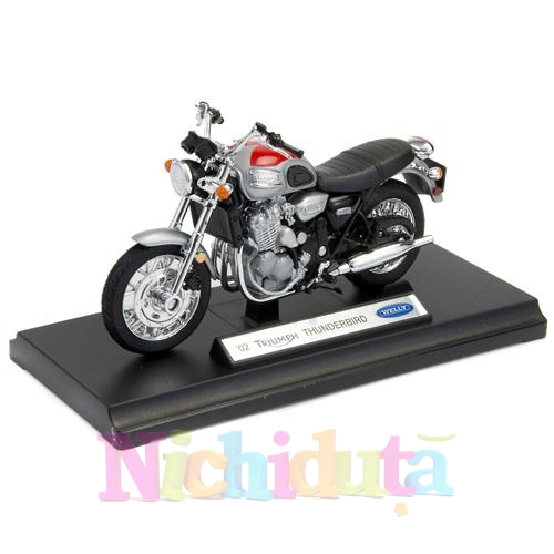 Motocicleta Triumph Thunderbird 118