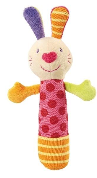 Jucaria muzicala Popic Iepuras Brevi Soft Toys