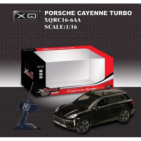 Porsche CayenneTurbo XQ