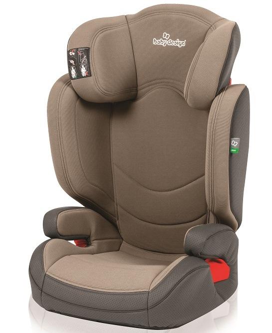 Scaun auto Baby Design Libero Fit 15-36 kg