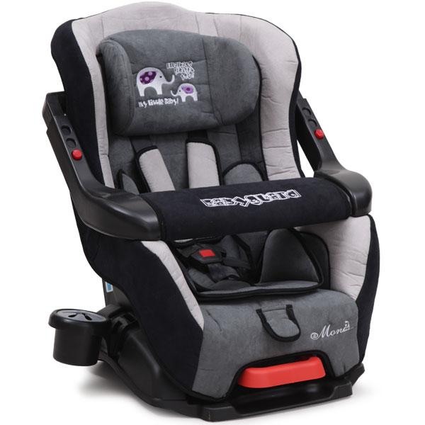 Scaun auto Moni Babyguard 9-18 kg Gri